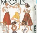 McCall's 9445 B