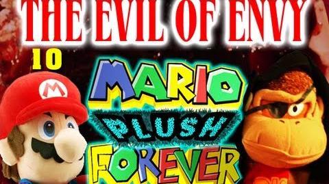Mario Plush Forever Episode 10 The Evil of Envy