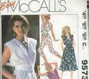 McCall's 9573 A