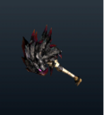 MH4U-Relic Hammer 006 Render 001.png