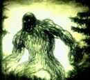 Alien Bigfoot