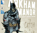 Arkham Manor Vol 1 4