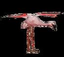 Lesser Flamingo (DutchDesigns)
