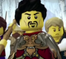 Minifigures introduced in 2017