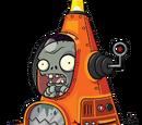 Robo-Pylonen-Zombie