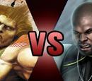 Jax Briggs vs Guile