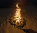 Feuergrube