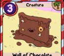 Wall of Chocolate