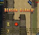 Benson Burner!