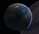 Planet in der Kotaba-Region