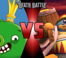 King Pig VS King Dedede