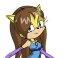 Princess Lissa the Hedgehog
