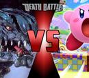 'Kirby VS Godzilla' themed Death Battles