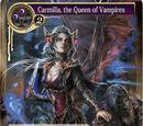 Carmilla, the Queen of Vampires