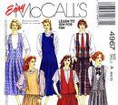 McCall's 4967 A
