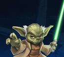 Yoda & Juggernaut vs Darth Vader & Darth Sidious Heroic Battle/LordRemiem