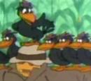 Fudd, Ed, Ted, Ned, Ben, Len, and Ken