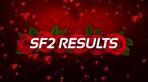 OESC 35, Semi-final 2 (Results)