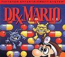 Dr. Mario-pelit