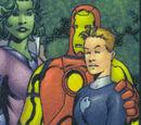 Membros de Vingadores (Terra-12)