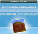 Multi-Story Renovations