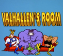 The Justice Friends: Valhallen's Room