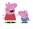 Peppa gets drunk