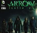 Arrow: Season 2.5 Vol 1 5