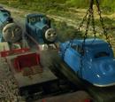 Tomek i Uciekający Samochód