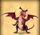 Einzigartige Drachen