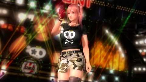 Dead or Alive 5 Last Round - Our Little Secret (Theme of Honoka)