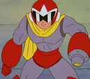Proto Man (Mega Man 1994 Cartoon)