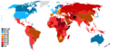 World Map Index of perception of corruption.png