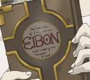 Book of Eibon/Anime