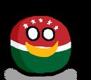 Arab Maghreb Unionball