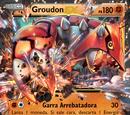 Groudon-EX (Duelos Primigenios TCG)