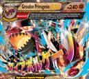 Groudon Primigenio-EX (Duelos Primigenios TCG)