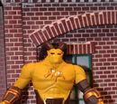 Savanti Romero (Canceled action figure)