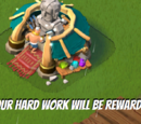 King Dragonhoff/Motivational Boom Beach Posters