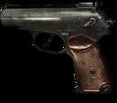 Pistolety w Call of Duty: Black Ops (Nintendo DS)