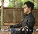 Pencarian Power Stone Biru