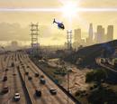 Los Santos Freeway (HD Universe)