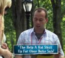 Help A Kid Shut Up For Once Bake Sale