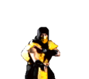 Scorpion (Mortal Kombat)/OMEGAPSYCHO's version