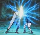 A Fierce Battle of Rolling Thunder!