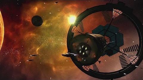 Elite Dangerous - Teaser-Trailer zum Kickstarter-Weltraumspiel