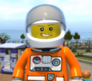 Bud Hawkins (Astronaut)
