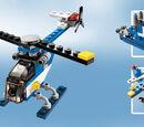 5864 Le mini hélicoptère