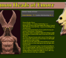 Demon Heads of Emorr