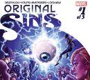 Pecados Originais Vol 1